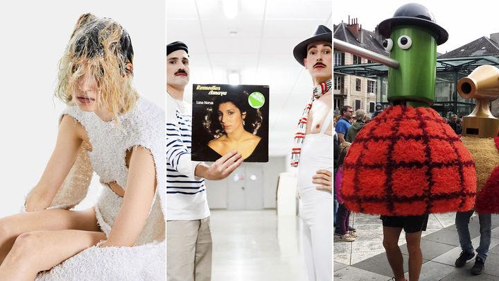 Veranos de la Villa en Carabanchel con moda, pasacalles y disfraces