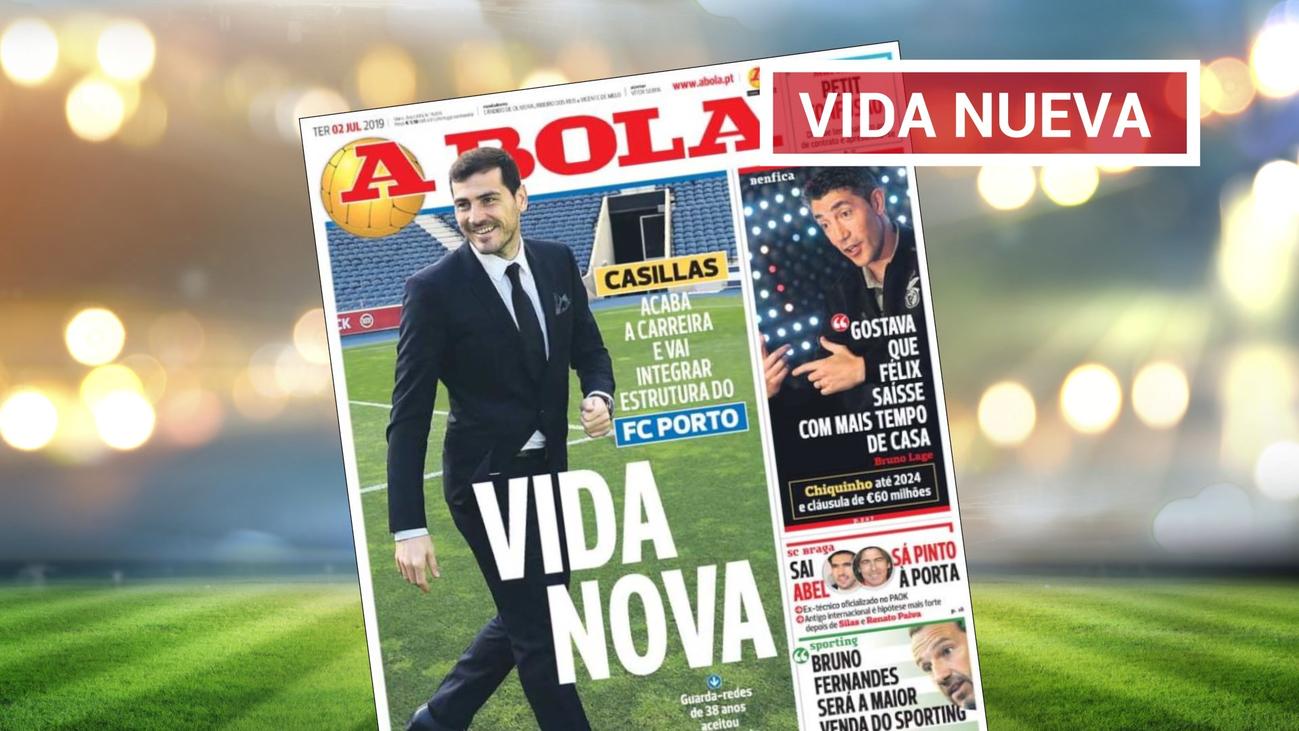 Casillas se integrará en la estructura del Oporto