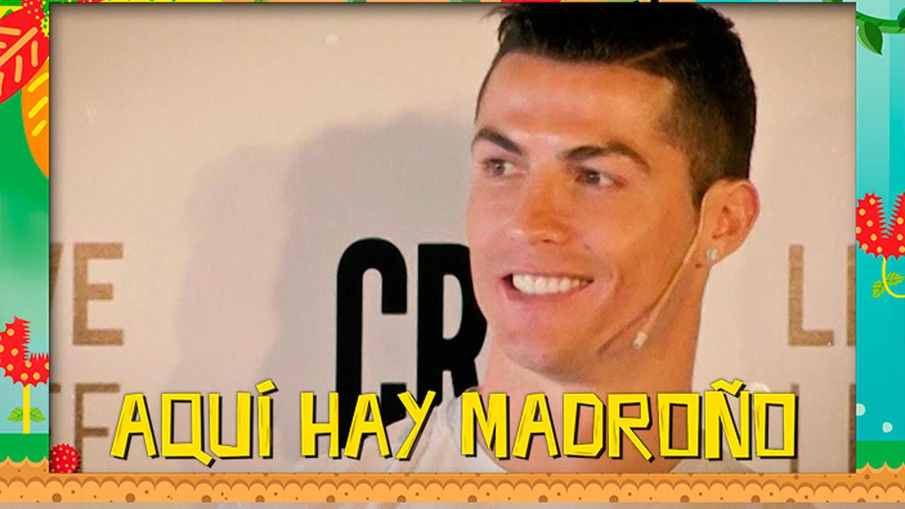 En este hotel, ¡podrás darte una ducha con Cristiano Ronaldo!