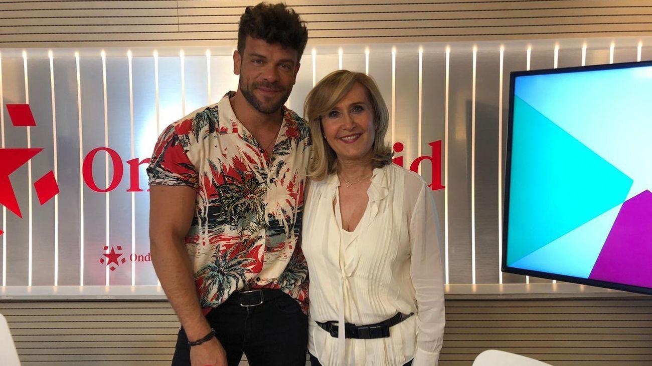 """Ricky Merino presenta """"A mi manera"""" en Madrid Directo"""