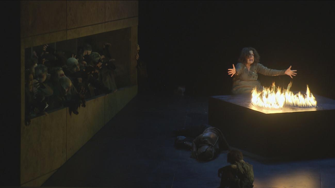 'Il Trovatore' llega al Teatro Real y el sábado a 200 pueblos de España