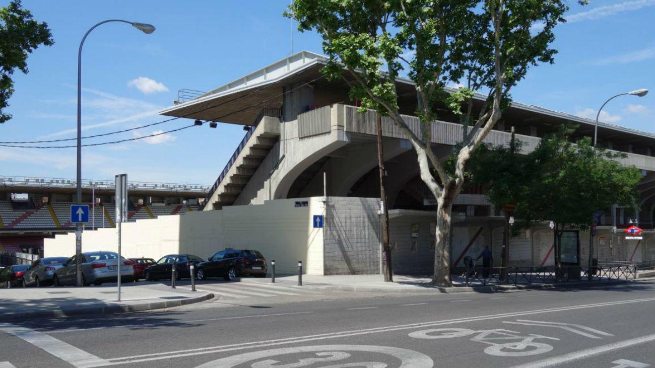 El Rayo pagará 81.000 euros al año a la Comunidad por jugar en Vallecas