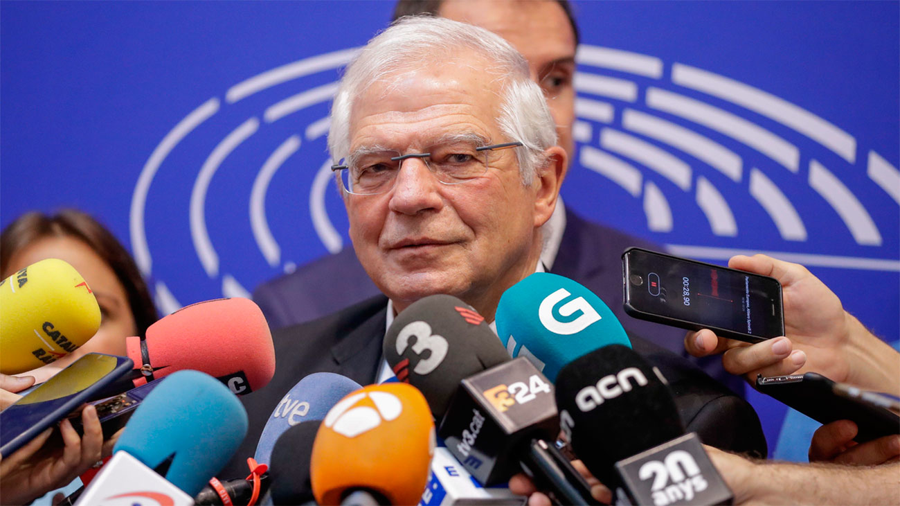 Borrell luchará por reforzar la relevancia de Europa en el mundo