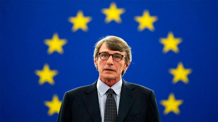 Rusia sanciona a 8 altos cargos europeos, incluido el presidente de la Eurocámara