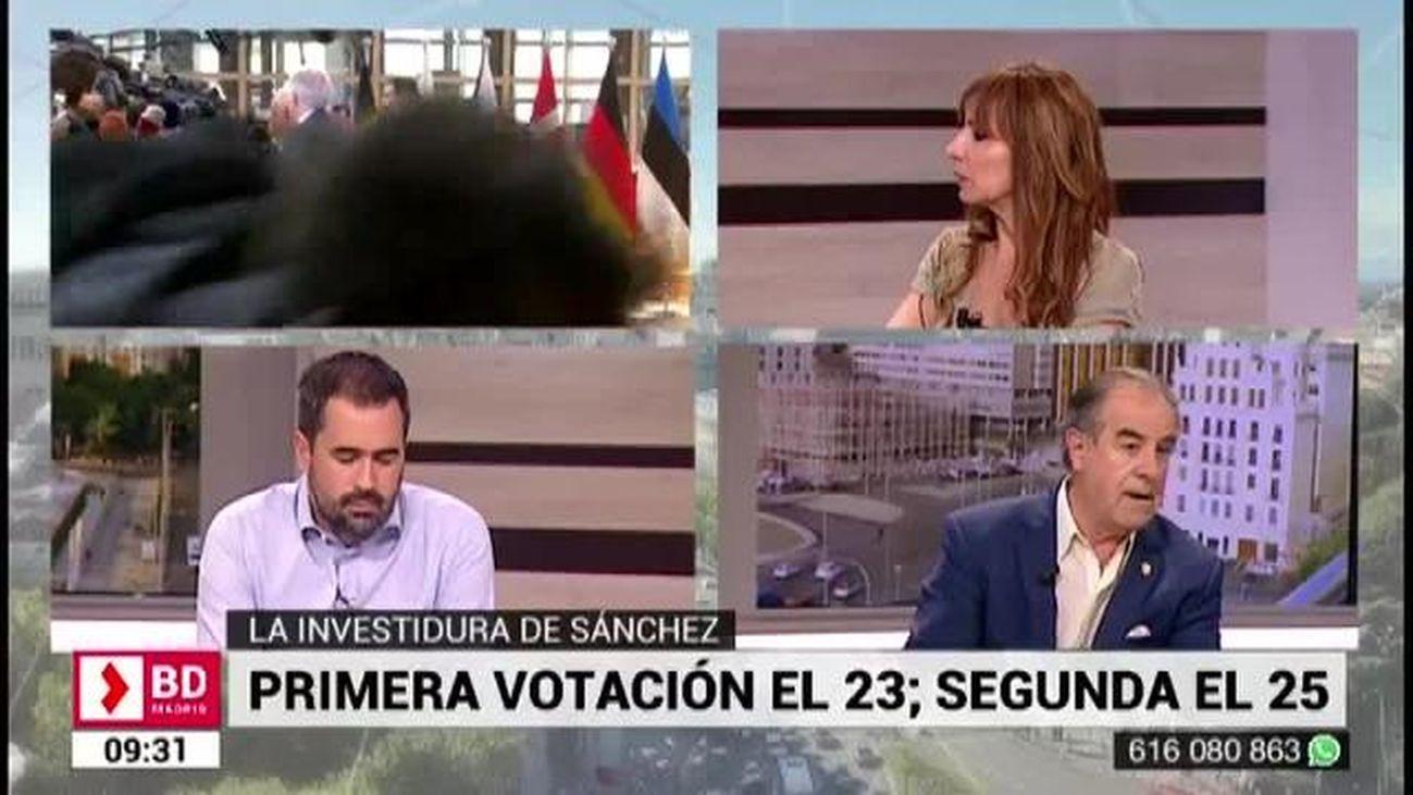 Buenos Días Madrid (08:30-10:30) 03.07.2019