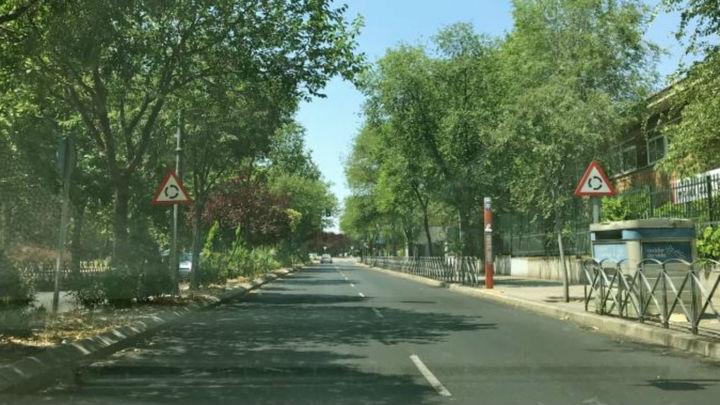 Cortes de tráfico en Coslada por obras en la avenida de José Gárate