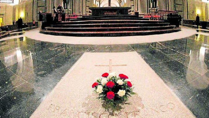 El Supremo da el visto bueno definitivo a la exhumación de Franco