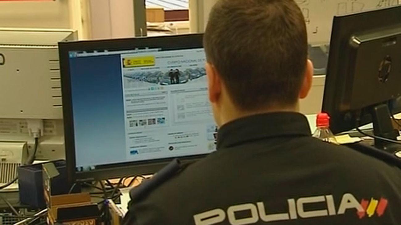Golpe a la mayor red de fraude online con 900.000 euros estafados a 2400 víctimas