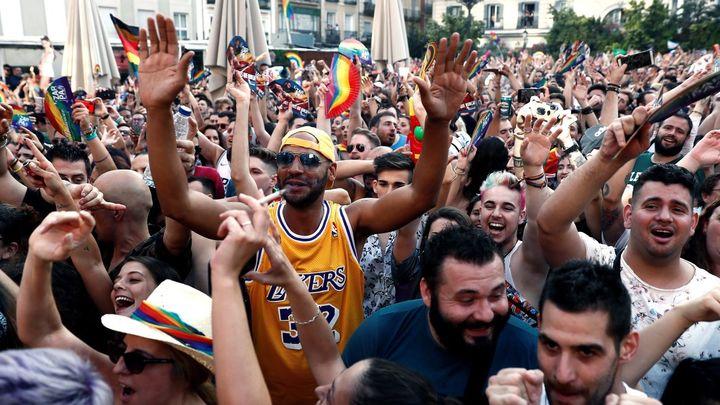 El Orgullo Madrid 2019, en imágenes