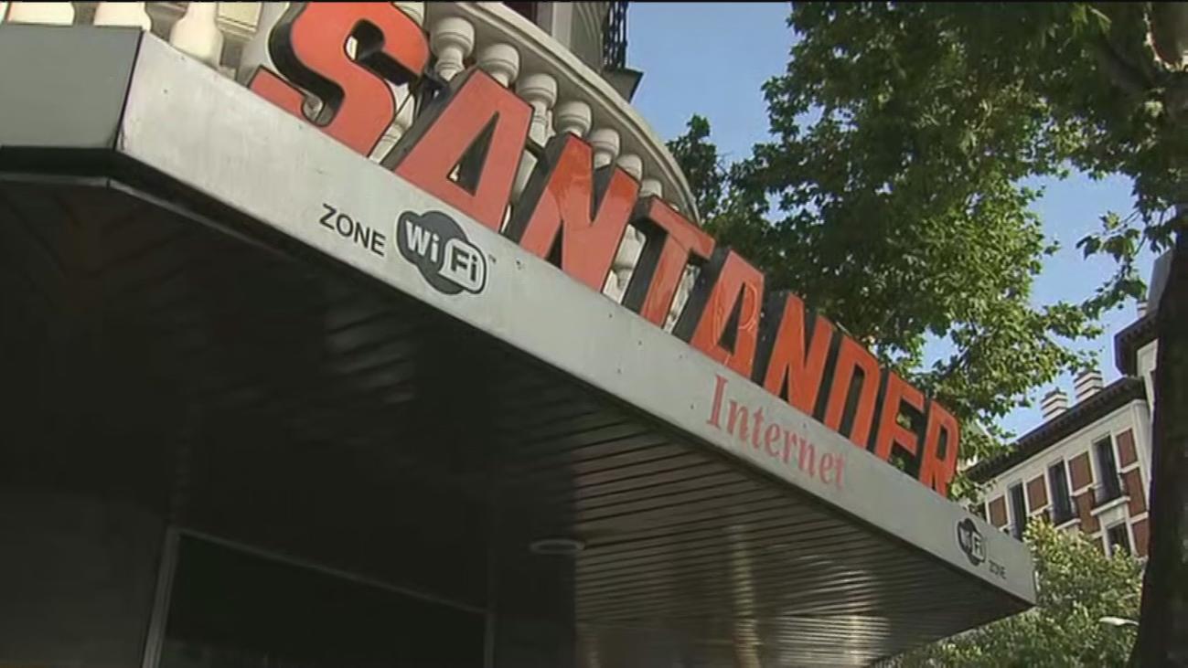 La emblemática cafetería Santander echa el cierre