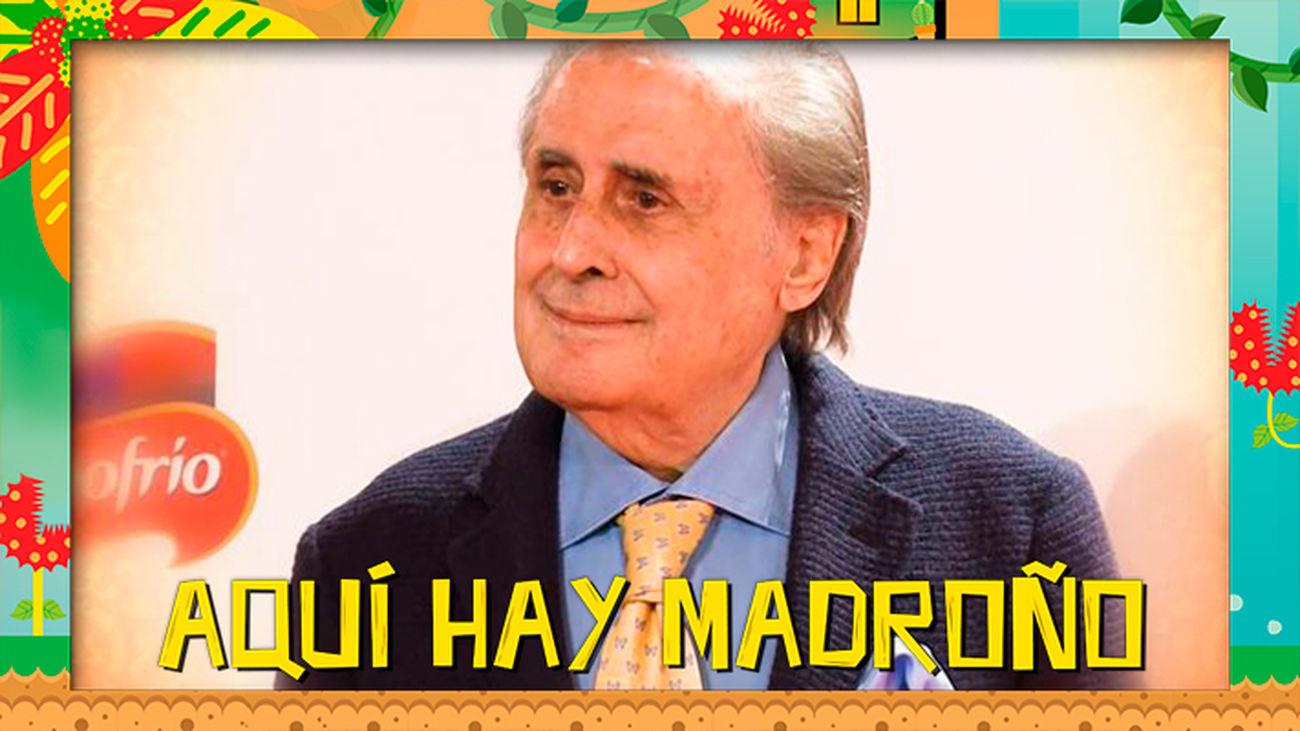 """Jaime Peñafiel, sobre la portada de Belén Esteban: """"En España triunfa la vulgaridad total"""""""