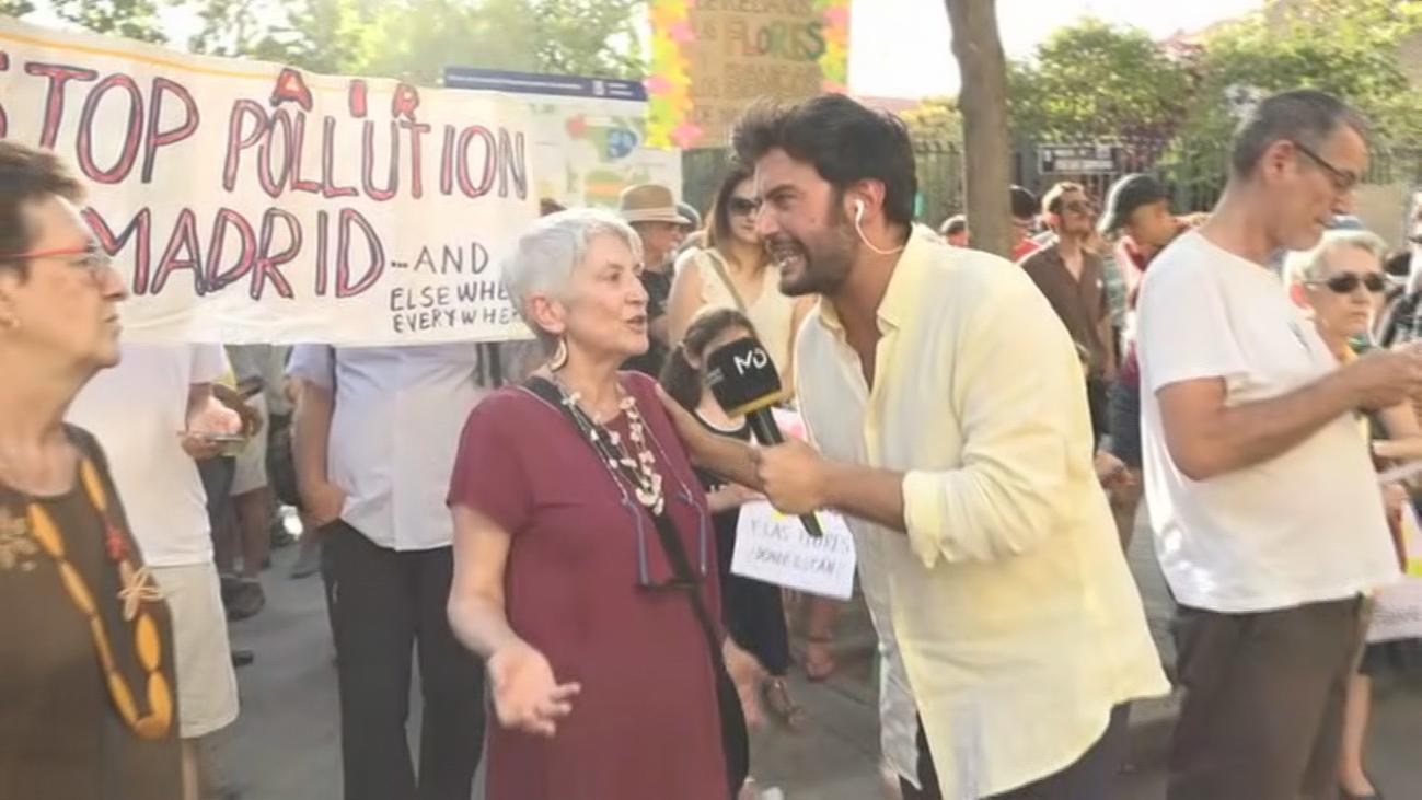 Desatada la polémica por la despeatonalización de la calle Galileo