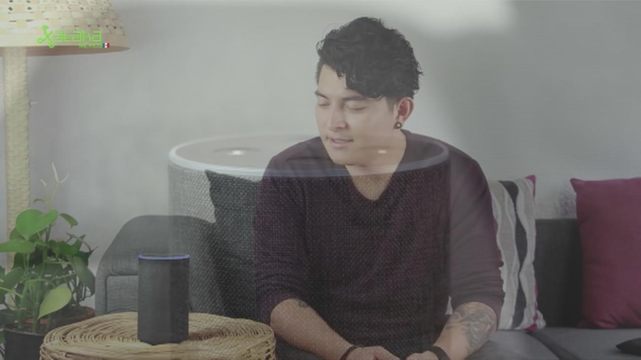 Amazon reconoce que guarda los archivos de voz de Alexa