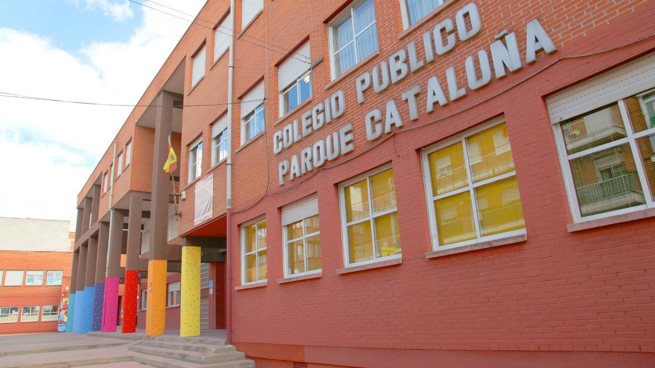 Alcobendas invierte medio millón de euros en mejoras en los colegios