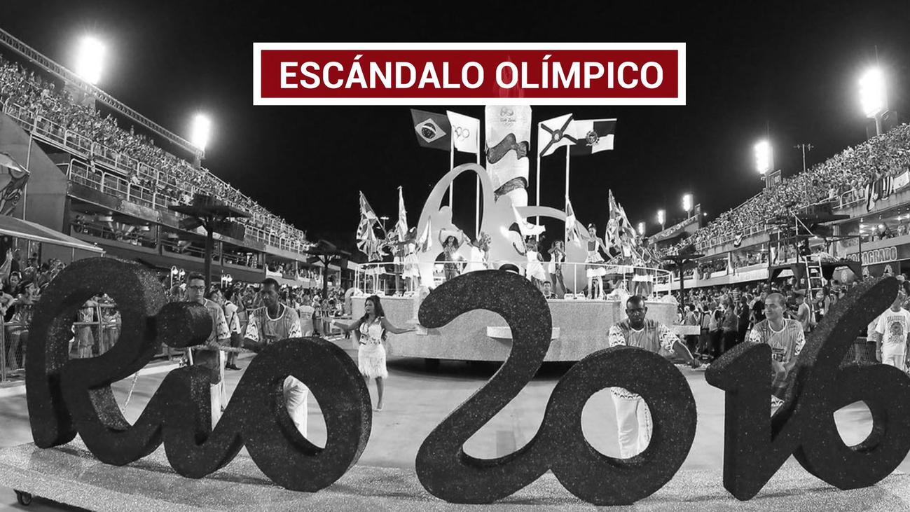 Río de Janeiro reconoce sobornos al COI para acoger los Juegos Olímpicos