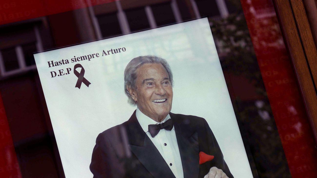 Especial Está Pasando: Homenaje a Arturo Fernández