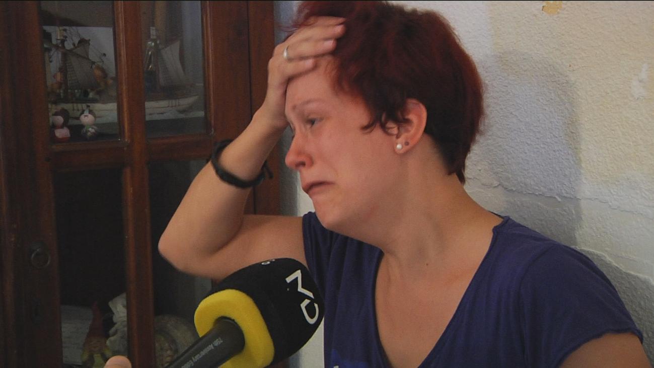 """Cristina, vecina de Móstoles: """"No puedo vivir en mi propia casa por culpa de las humedades de los de arriba"""""""