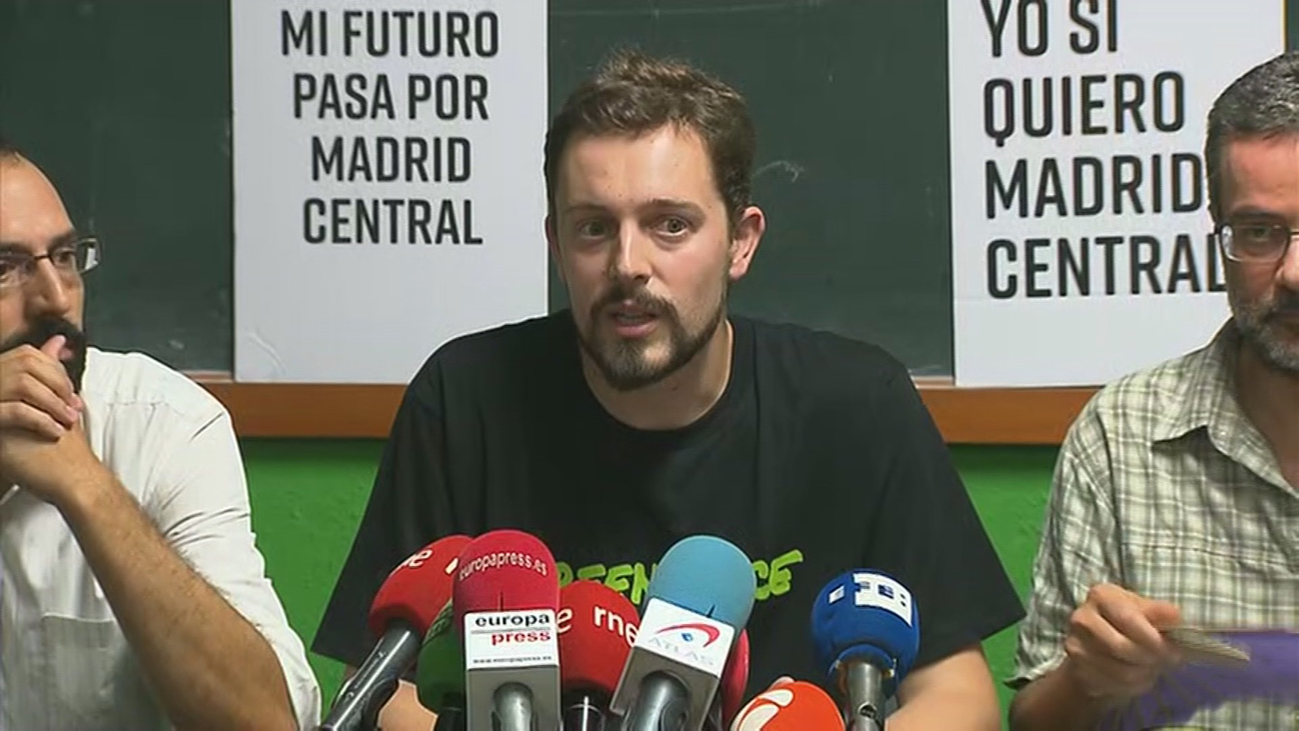 """""""Madrid Central se queda"""", afirman los ecologistas"""