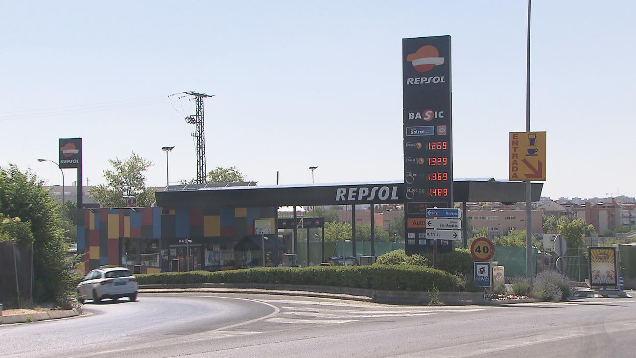 El precio de la gasolina y del gasóleo sube un 0,5% tras 4 semanas de descensos