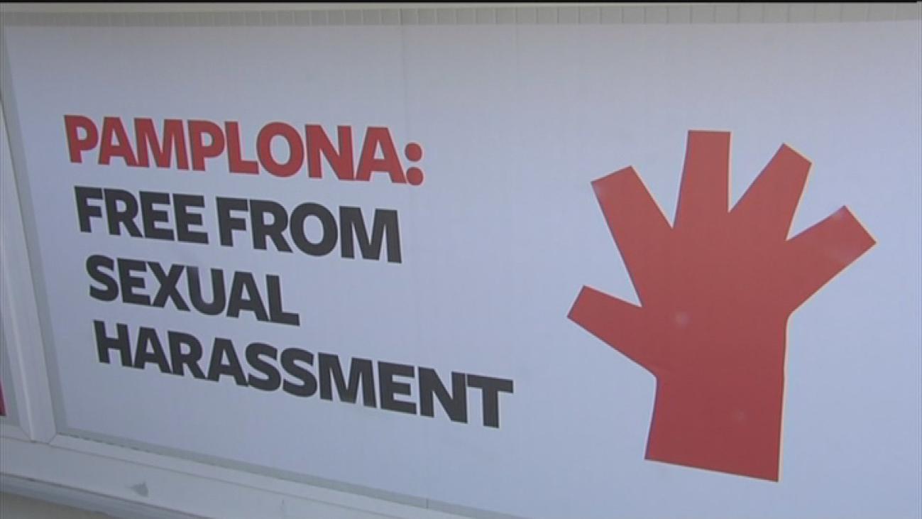 Activado un protocolo contra agresiones sexuales en las Fiestas de San Fermín