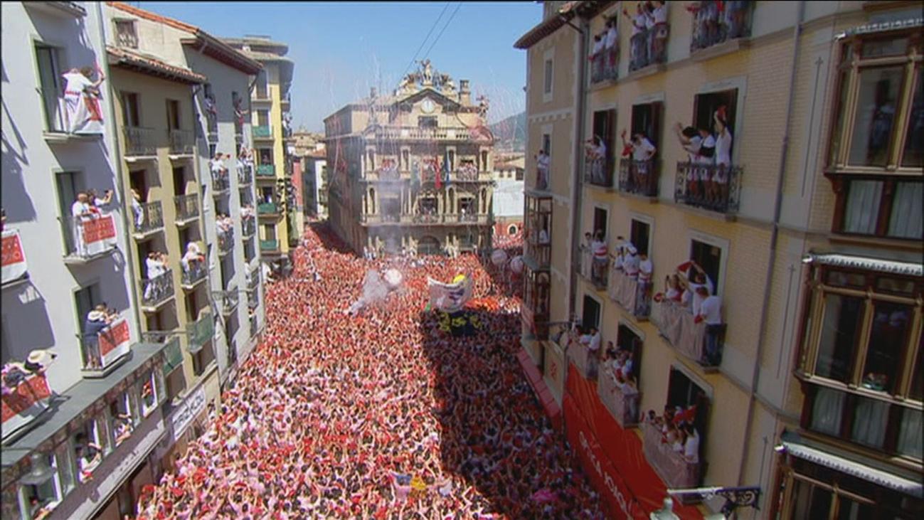 San Fermín 2019: arrancan los nueve días de la fiesta grande de Pamplona