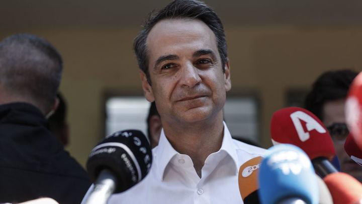 Los conservadores ganan las elecciones en Grecia