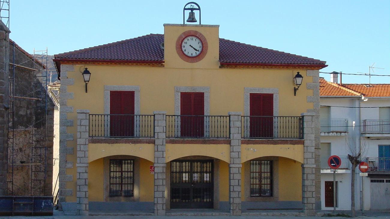 Ayuntamiento de Canencia