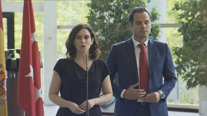 La quiniela de los consejeros para la Comunidad de Madrid