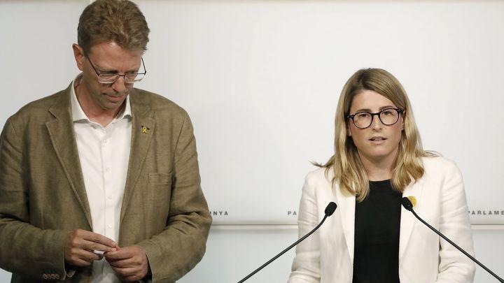 JxCat urge a ERC a revertir pactos con PSC para reparar la fractura soberanista