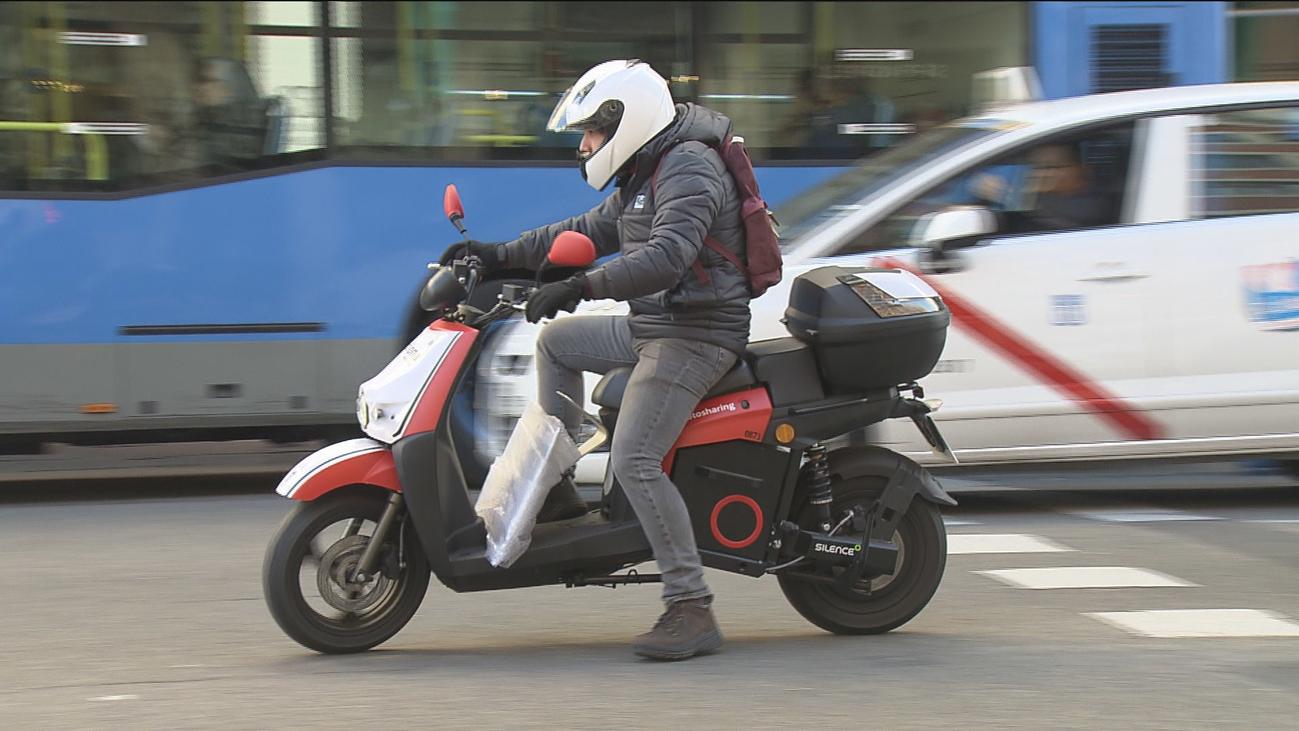 Madrid Central dispara la venta de motos
