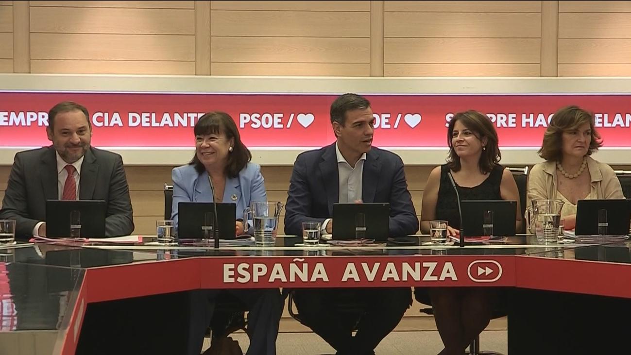 Sánchez llevará a Iglesias un resumen de su programa para empezar a negociar