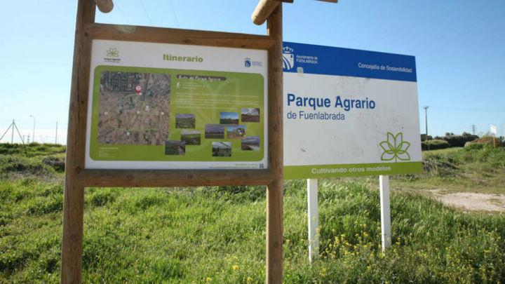 Fuenlabrada crea una app para promocionar el Parque Agrario