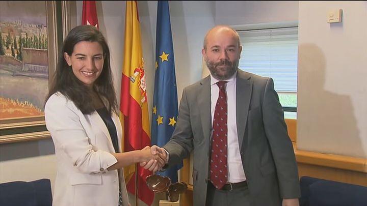 Nueva ronda de contactos exprés para encontrar un candidato a presidir la Comunidad de Madrid