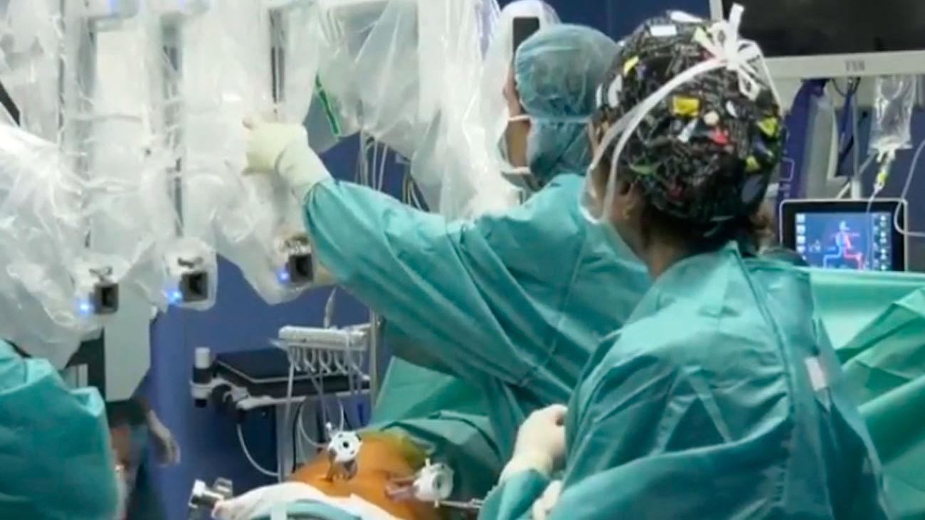 Seis grandes hospitales madrileños incorporan nuevos equipos de cirugía robótica