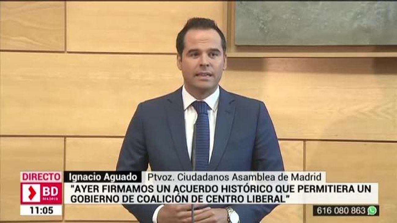 Buenos Días Madrid 09.07.2019