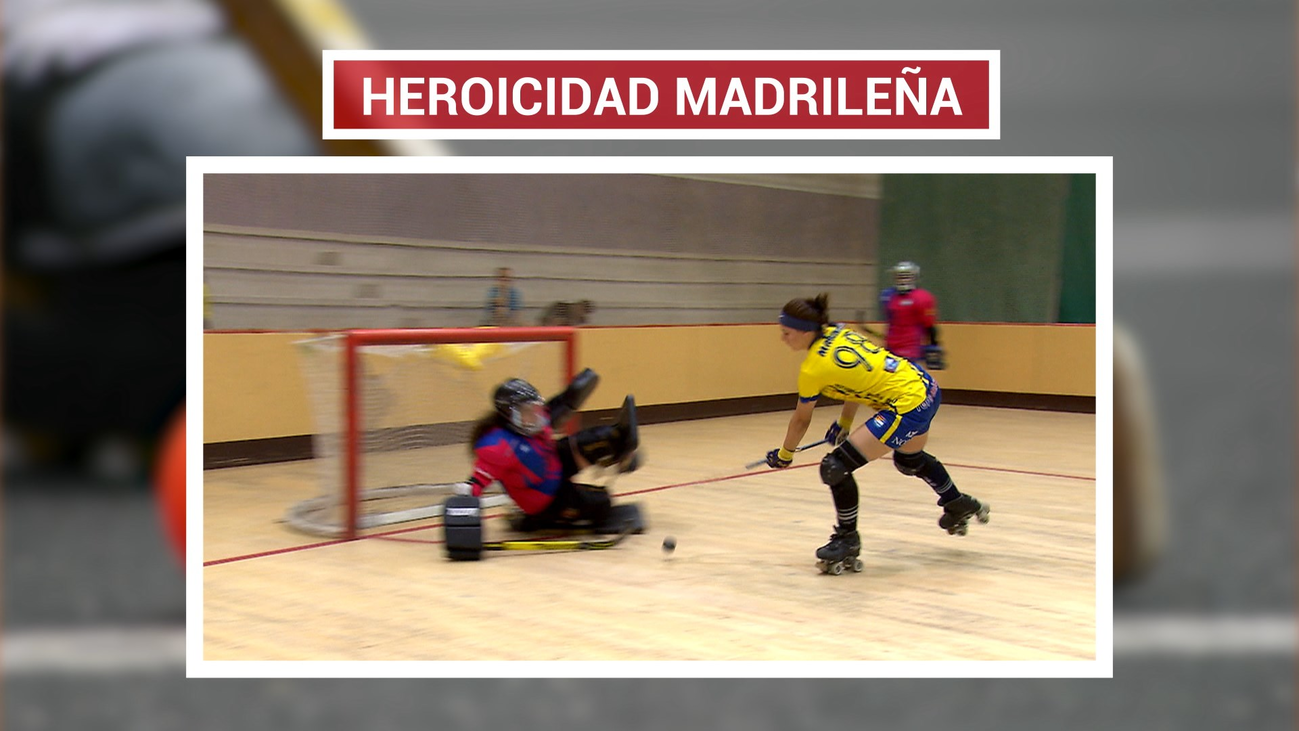 Club Patín Alcorcón, las heroínas del hockey madrileño