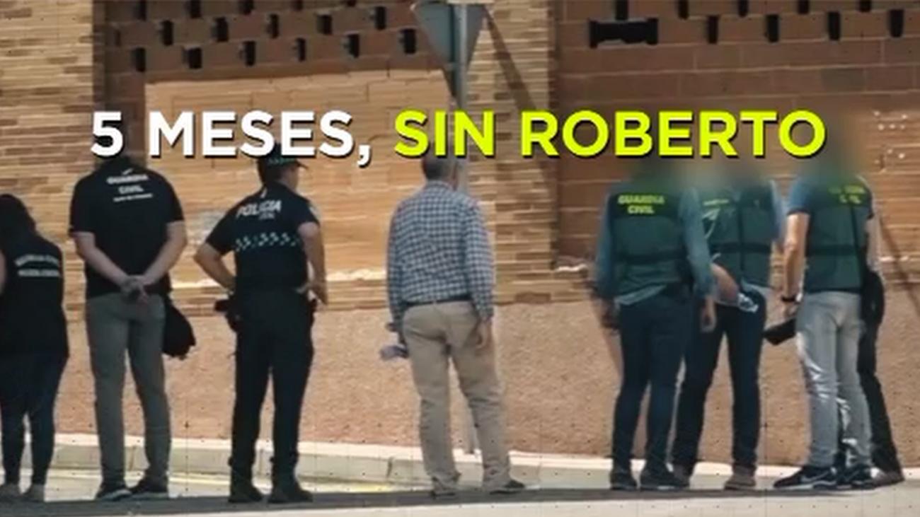 ¿Dónde está Roberto García?