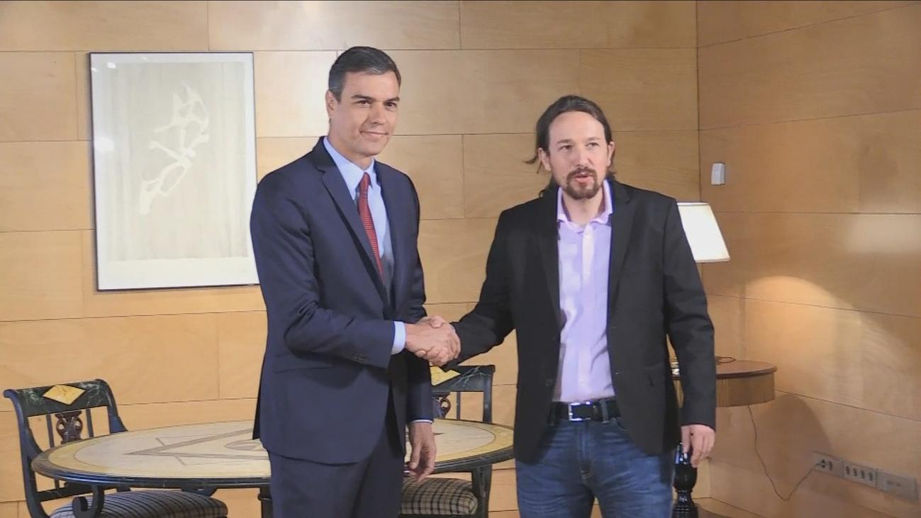 Sánchez sigue dispuesto a ir a elecciones si no logra ser investido en julio, según Iglesias
