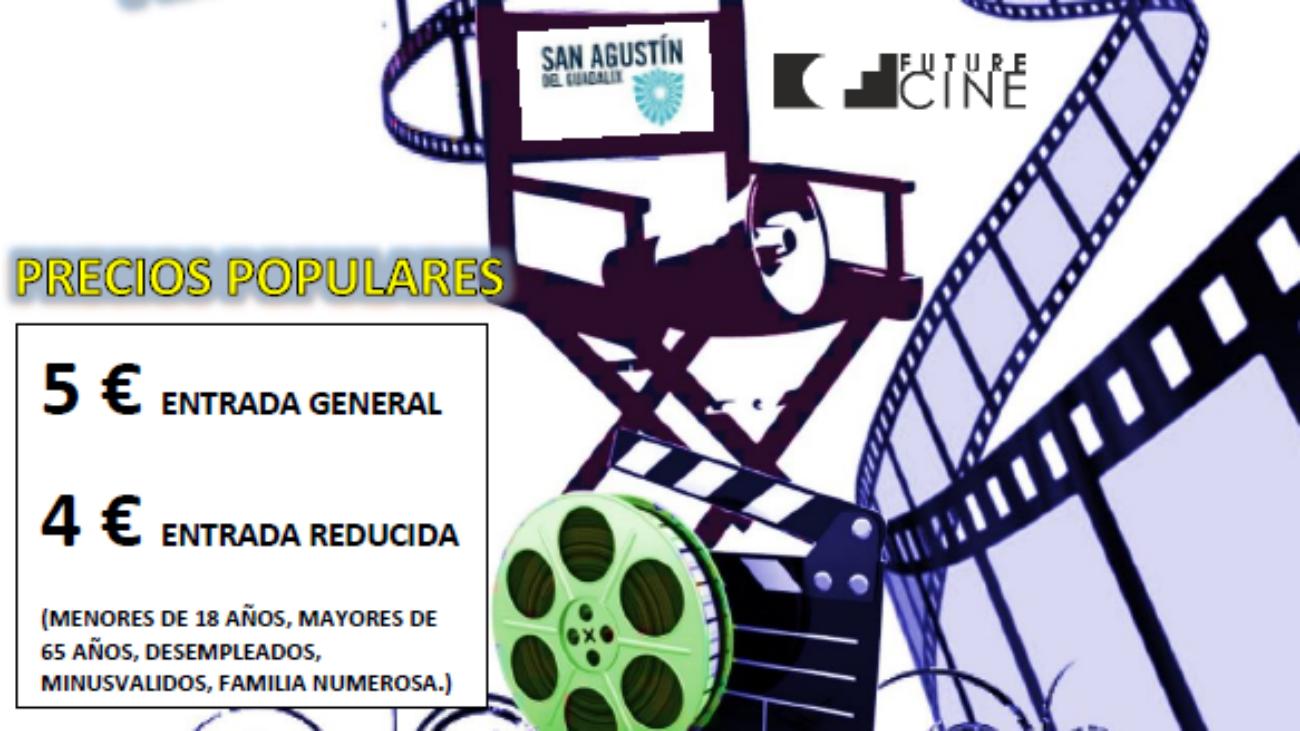 Cine de verano de San Agustín del Guadalix