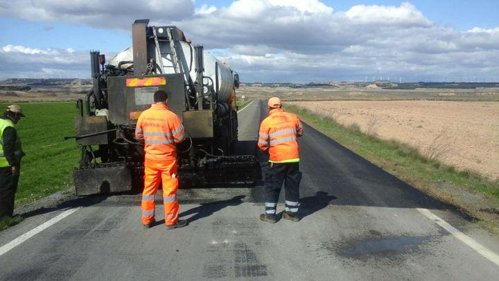 Cortes de tráfico por obras en los accesos a varios municipios de la Comunidad de Madrid