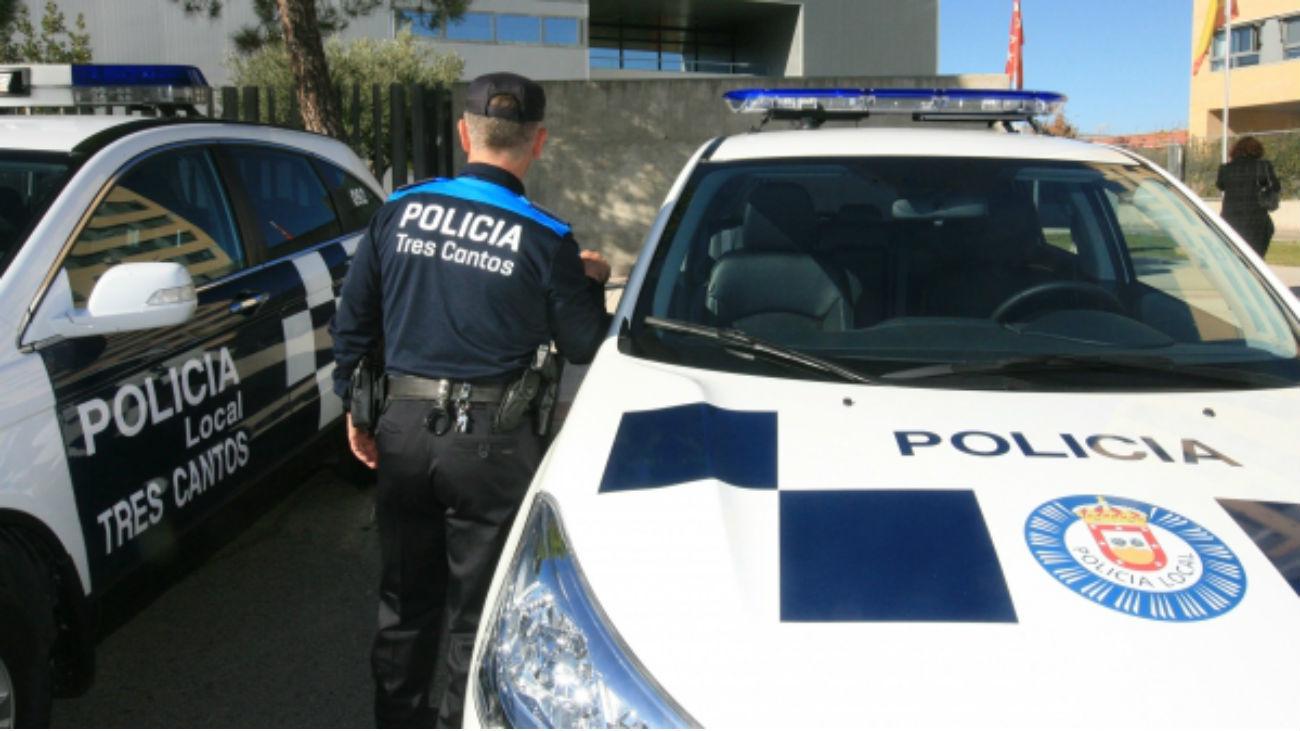 La Policía Local de Tres Cantos