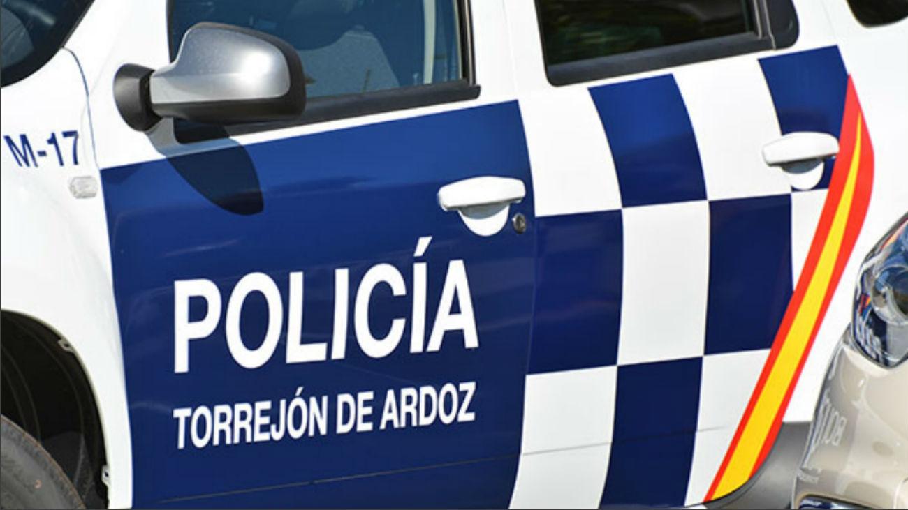 Hallan el cadáver de un indigente en un parque de Torrejón de Ardoz