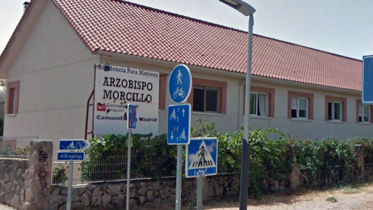 Residencia 'Arzobispo Morcillo' de Soto del Real