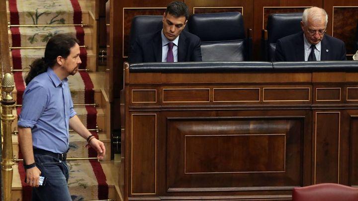 Un Gobierno del PSOE en solitario es la opción que más gusta a los españoles, según el CIS