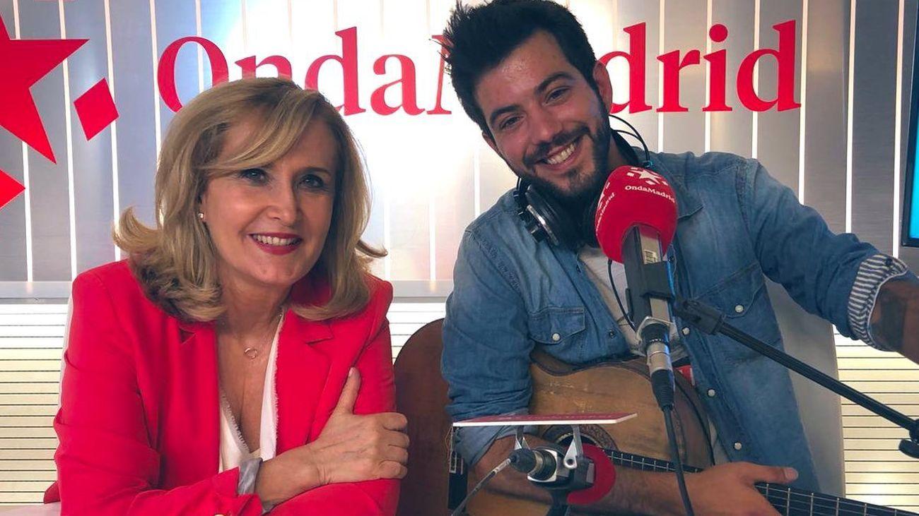 Salvador Beltrán, presenta su disco Epicentro