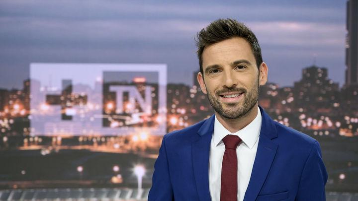 Manu Pérez ha sido hasta ahora director de Informativos de Canal Extremadura. / Telemadrid