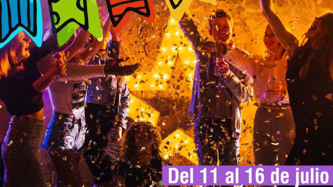 Cartel de las fiestas de Perales del Río