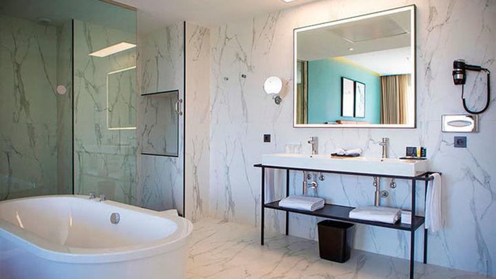 Así es el nuevo hotel del renovado Edificio España en la Gran Vía de Madrid