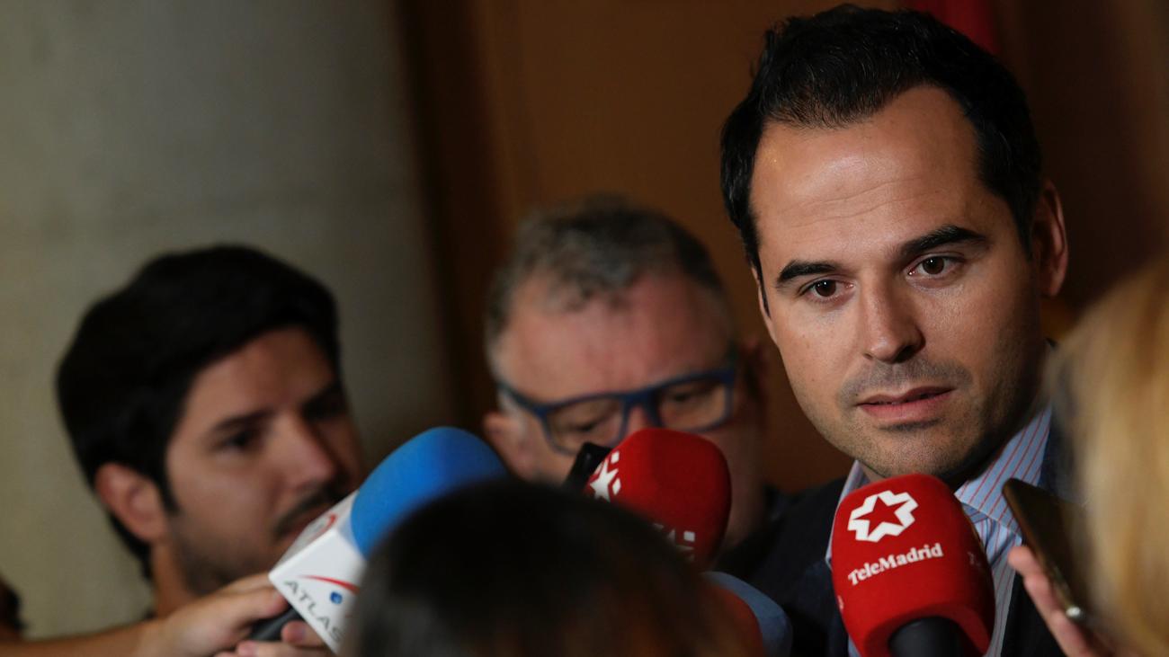 Aguado apoya la propuesta de Díaz Ayuso de tener una investidura antes de agosto