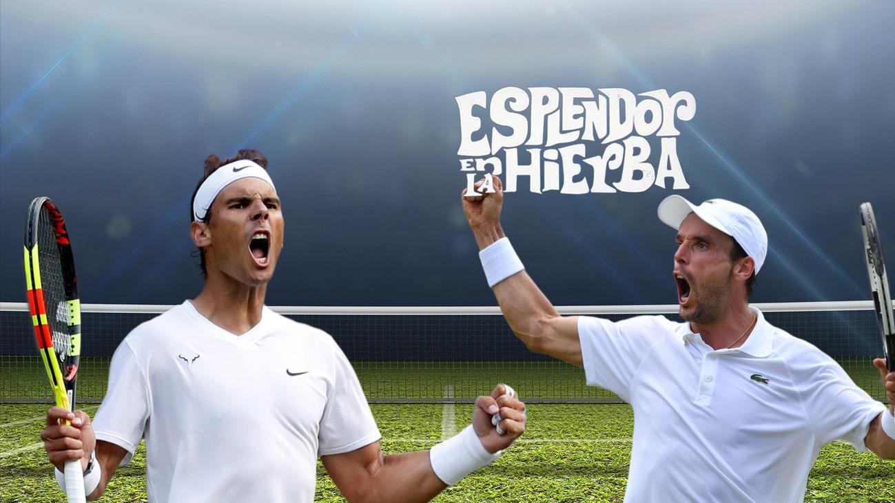 El Wimbledon más español, Nadal y Bautista en semifinales